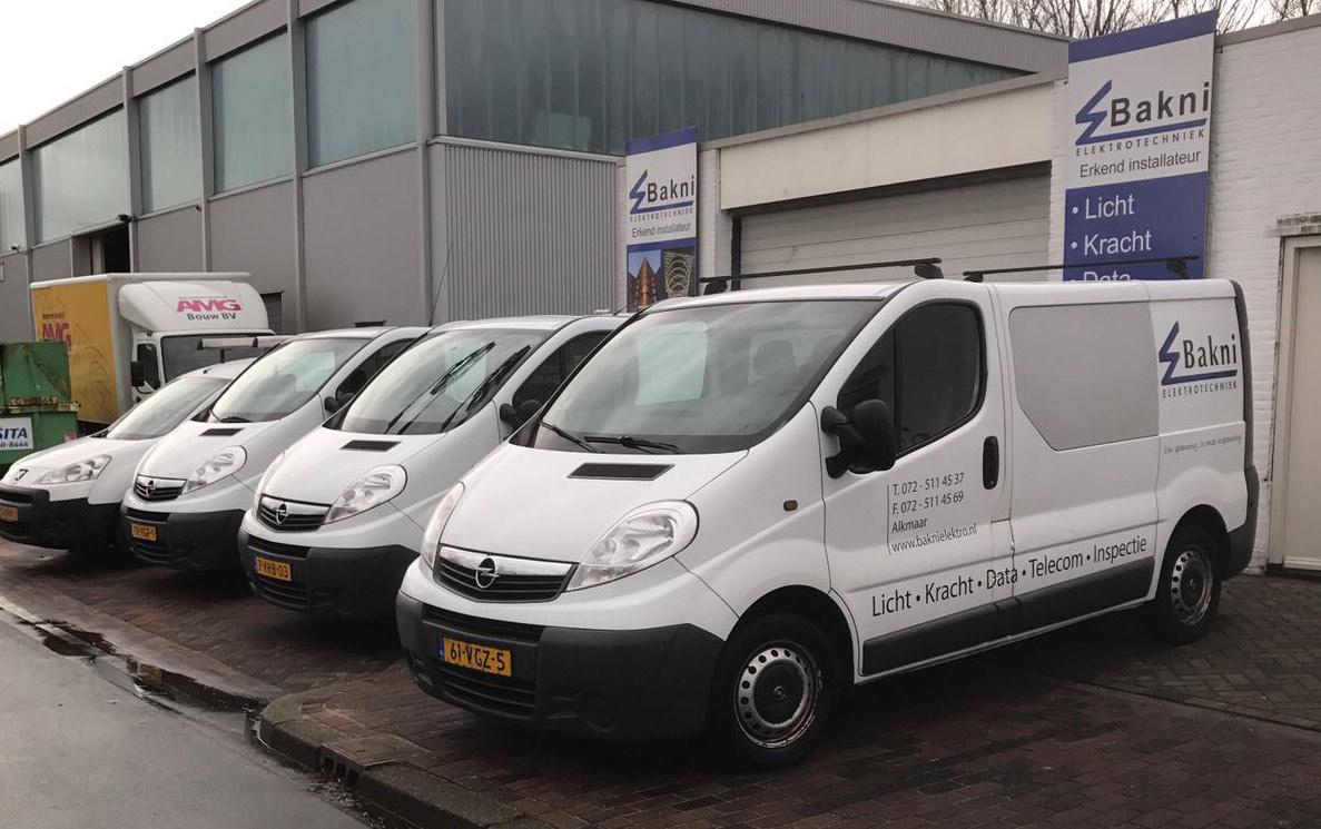 Electricien-Alkmaar-Bakni